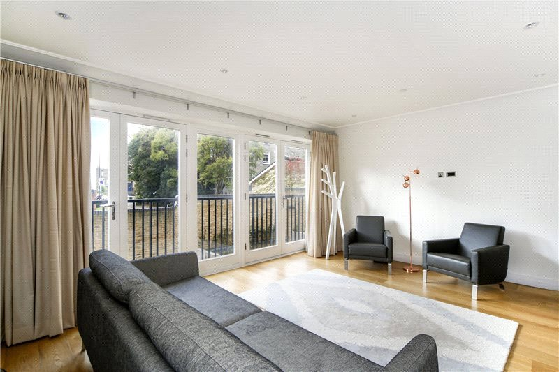 House to rent in Hammersmith - Havilland Mews, Shepherds Bush, W12
