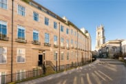 View of St Vincent Place, Edinburgh, Midlothian, EH3