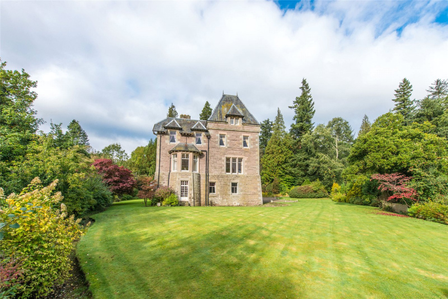 Image 1 of Keillour Castle, Keillour, Methven, PH1