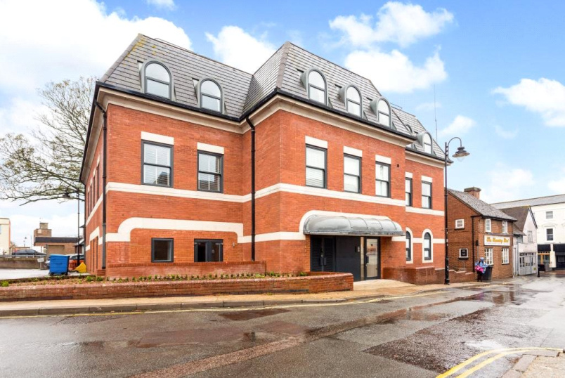 Flat/apartment for sale in Basingstoke - St Pancras House, Jacobs Yard, Basingstoke, RG21