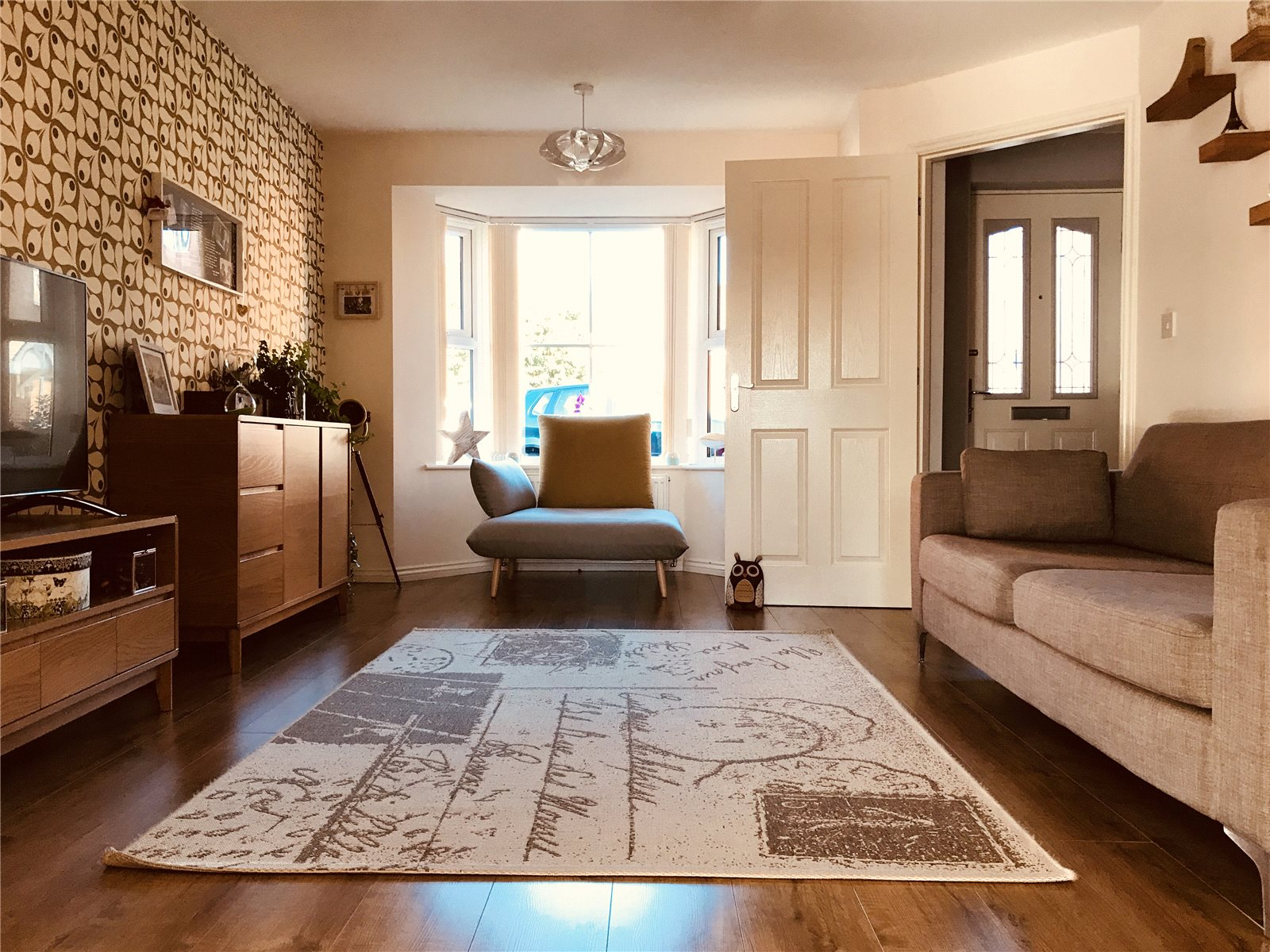 Property for sale in Wakefield, Interior of reception room