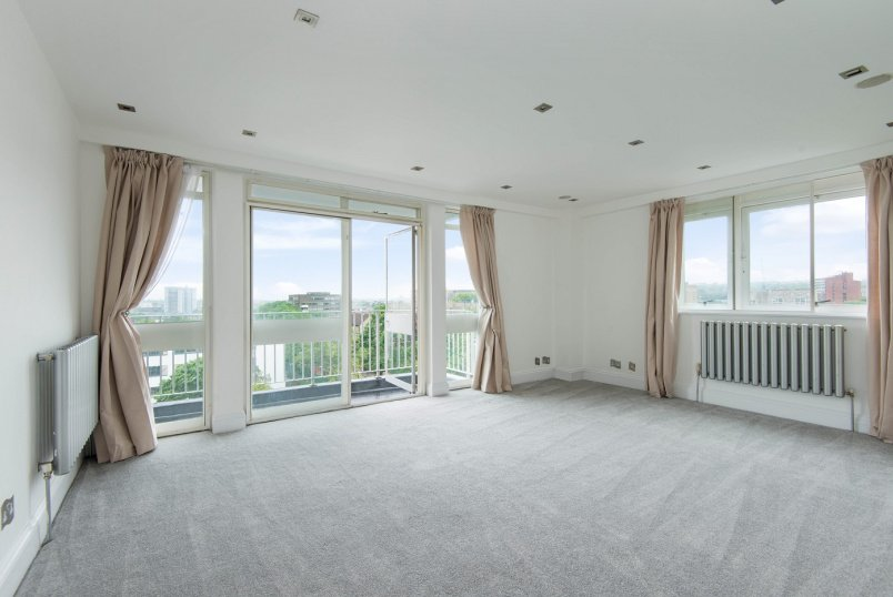 Flat to rent in St Johns Wood - BUTTERMERE COURT, BOUNDARY ROAD, NW8 6NR