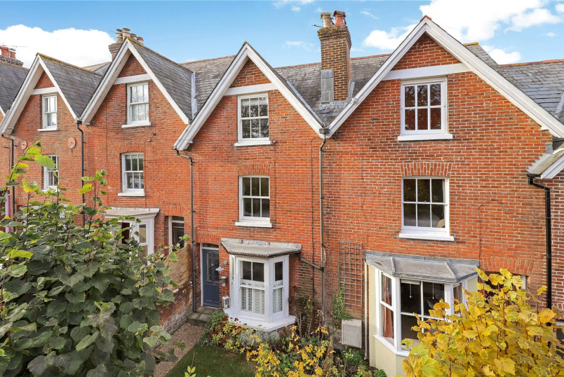 House for sale in Winchester - Clifton Road, Winchester, Hampshire, SO22