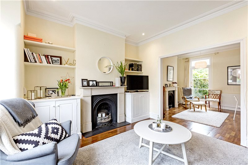 House to rent in Barnes - Cleveland Gardens, Barnes, SW13