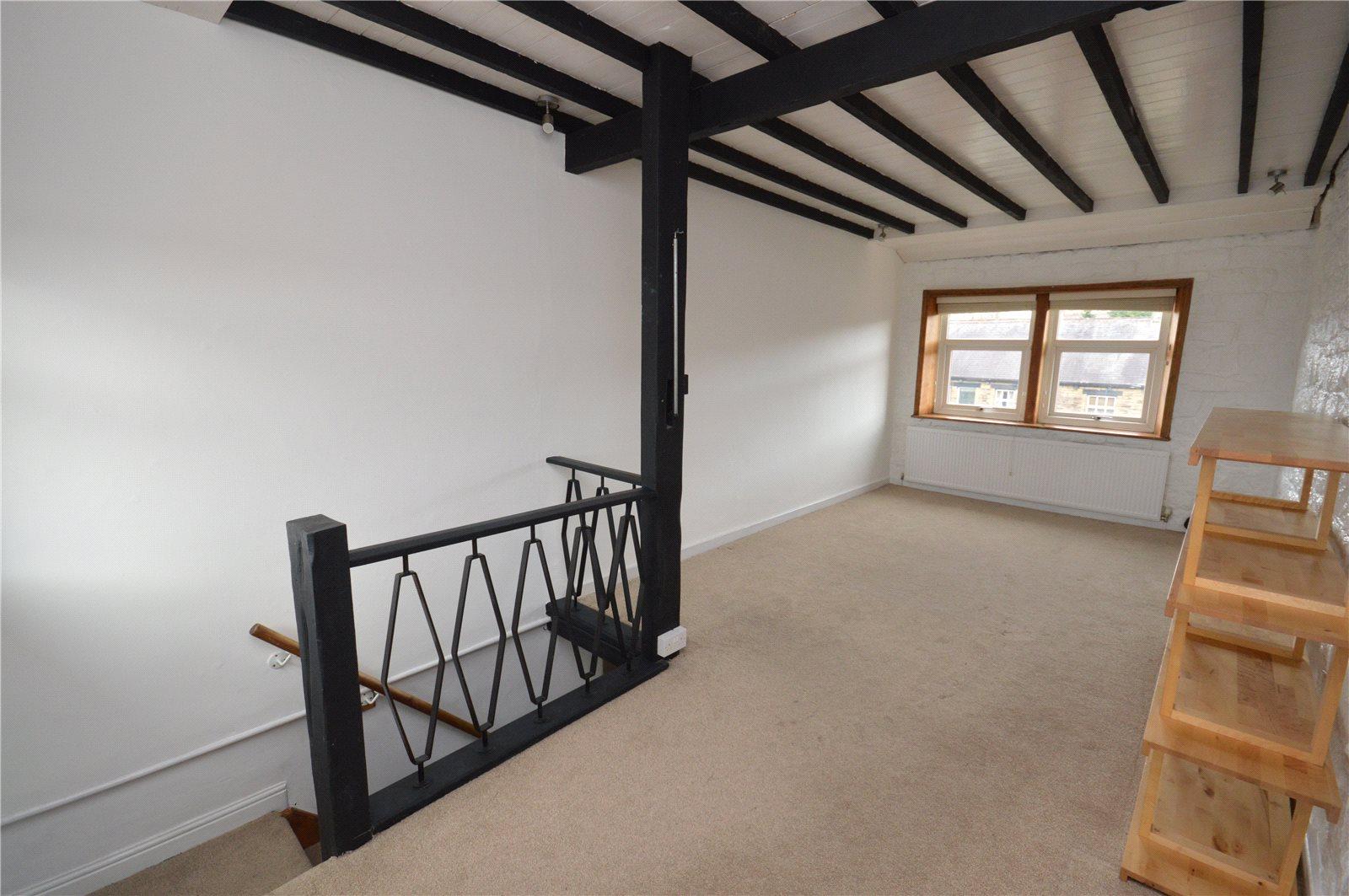 Property for sale in Calverley, interior top floor room