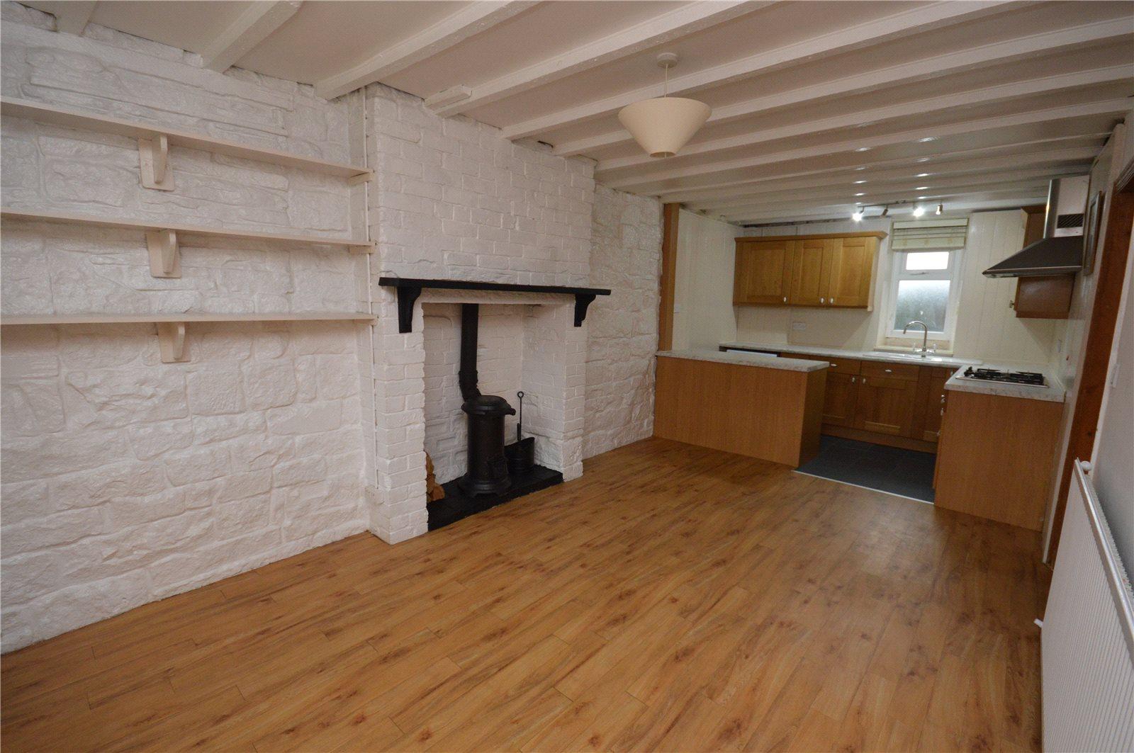 property for sale in Calverley, interior kitchen open plan