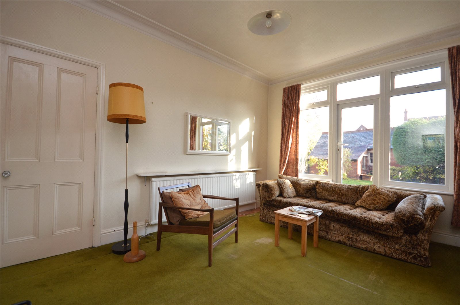 Property for sale in Wakefield, interior reception room