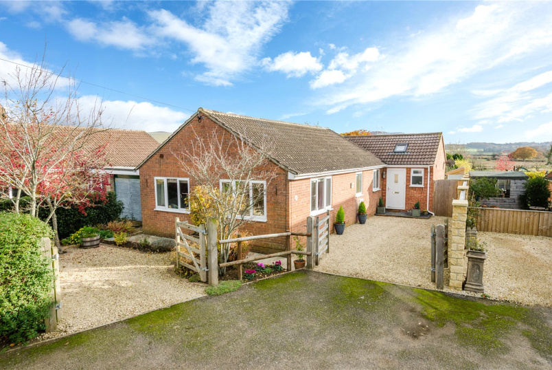 Bungalow for sale in Devizes - Netherstreet, Bromham, Wiltshire, SN15