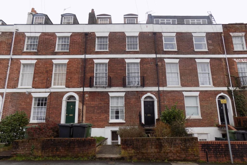 Flat/apartment to rent in Exeter - Oxford Road, Exeter, Devon, EX4
