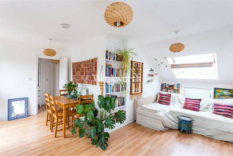 Flat/apartment for sale in Harringay - Waldegrave Road, London, N8