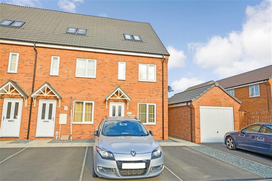3 Bedroom Property For Sale In Brockwell Park Kingswood Hull Hu7 145000