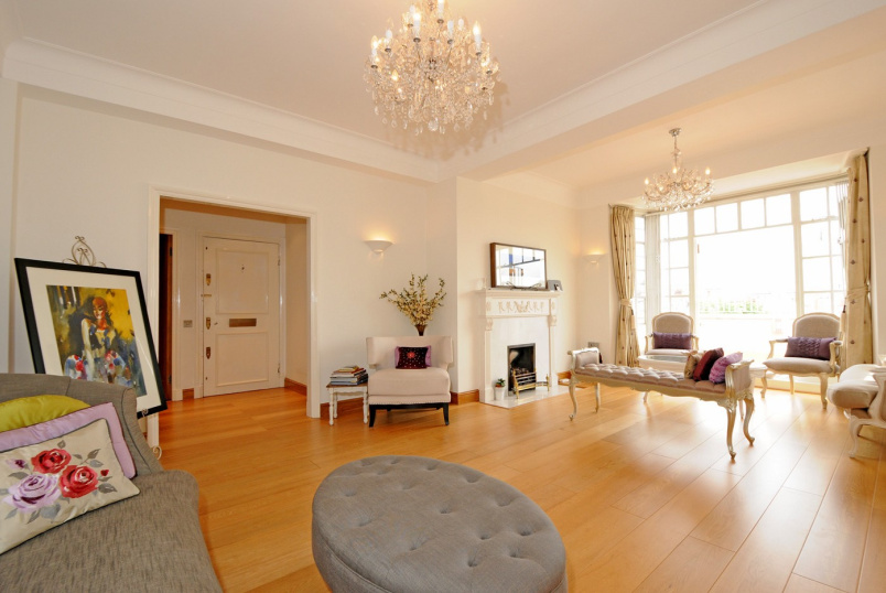 Flat to rent in St Johns Wood - SOUTH LODGE, CIRCUS ROAD, NW8 9ER