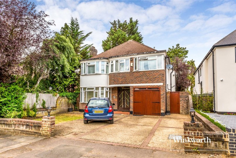 House to rent in Finchley - Rathgar Close, Finchley, N3