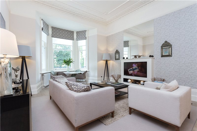 Flat/apartment for sale in South Kensington - Redcliffe Square, London, SW10