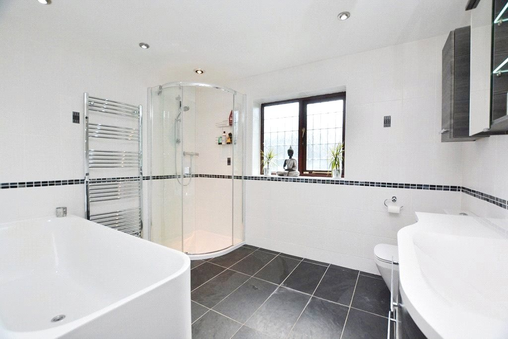 Property for sale in Horsforth, interior bathroom