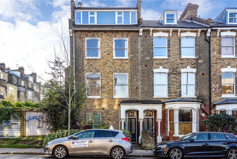 Flat/apartment for sale in Highbury - Aubert Park, Highbury, London, N5