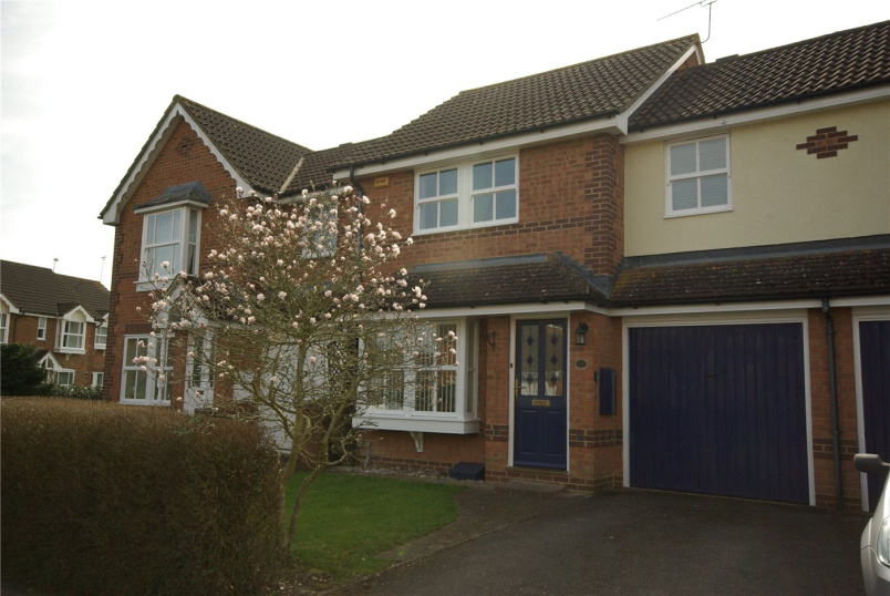House to rent in Romsey - Tench Way, Romsey, Hampshire, SO51