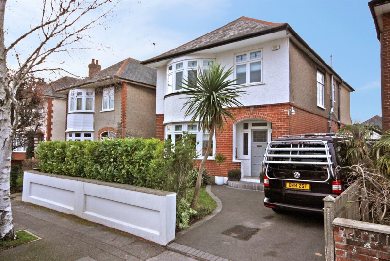 House for sale in Southbourne - Corhampton Road, Bournemouth, Dorset, BH6