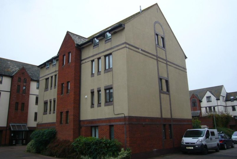 Flat/apartment to rent in Exeter - Gabriels Wharf, Water Lane, Exeter, EX2