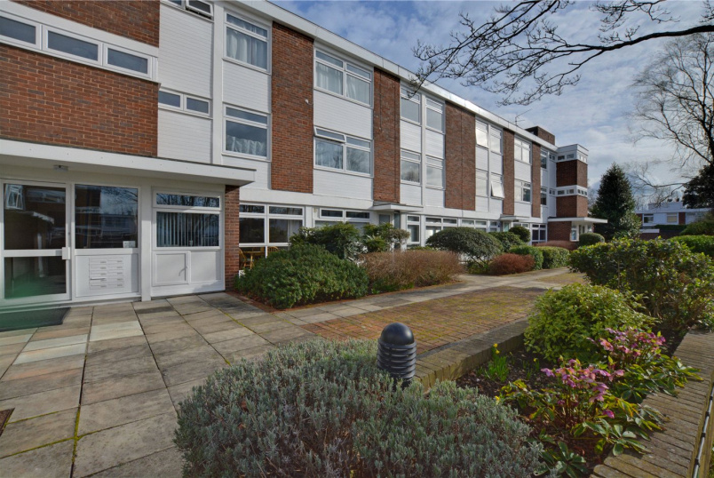 Flat/apartment for sale in Blackheath - Minerva Lodge, Sweyn Place, Blackheath, SE3