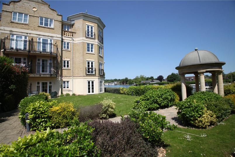 Flat/apartment for sale in Reading - Regents Riverside, Brigham Road, Reading, RG1