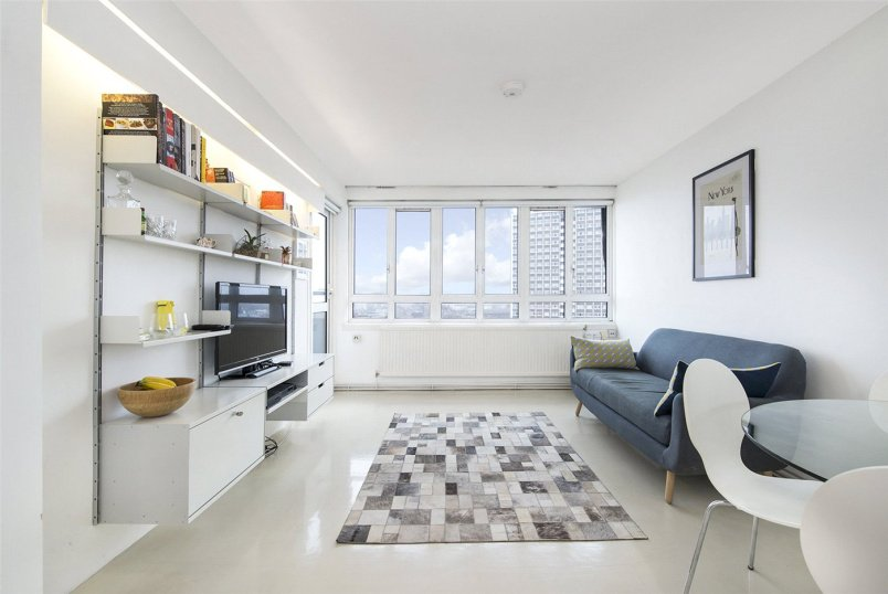 Flat/apartment for sale in  - Wyclif Court, St. John Street, London, EC1V