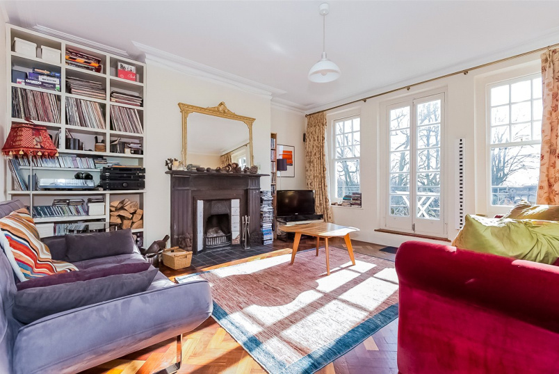 Flat/apartment to rent in Highgate - Highgate West Hill, Highgate, N6