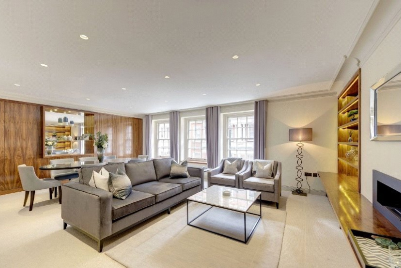 Flat/apartment to rent in Paddington & Bayswater - Balfour Place, London, W1K