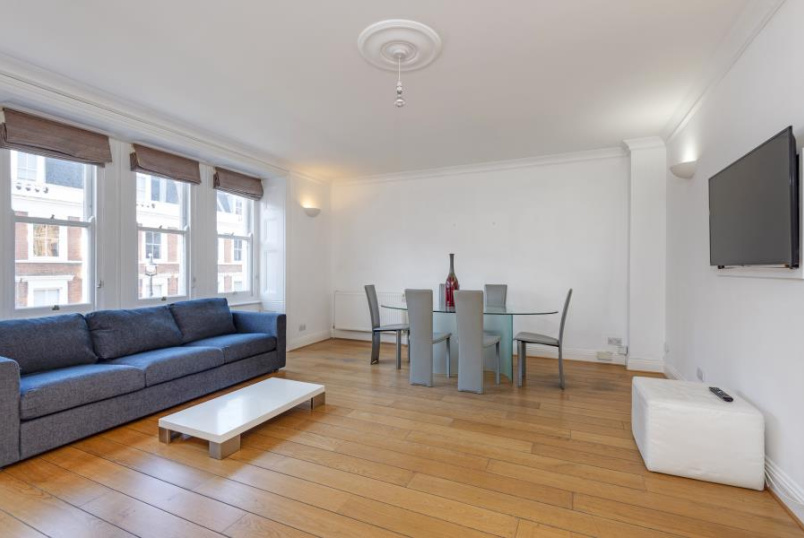Flat to rent in St Johns Wood - ST JOHN'S WOOD HIGH STREET, NW8 7SH