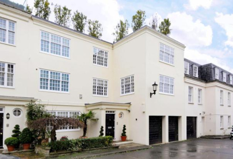 Elm Tree Close, St John's Wood, London, NW8