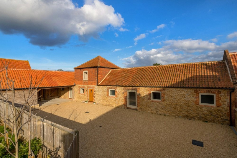 Barn conversion for sale in Bourne - Morton House Barns, 33 High Street, Morton, PE10