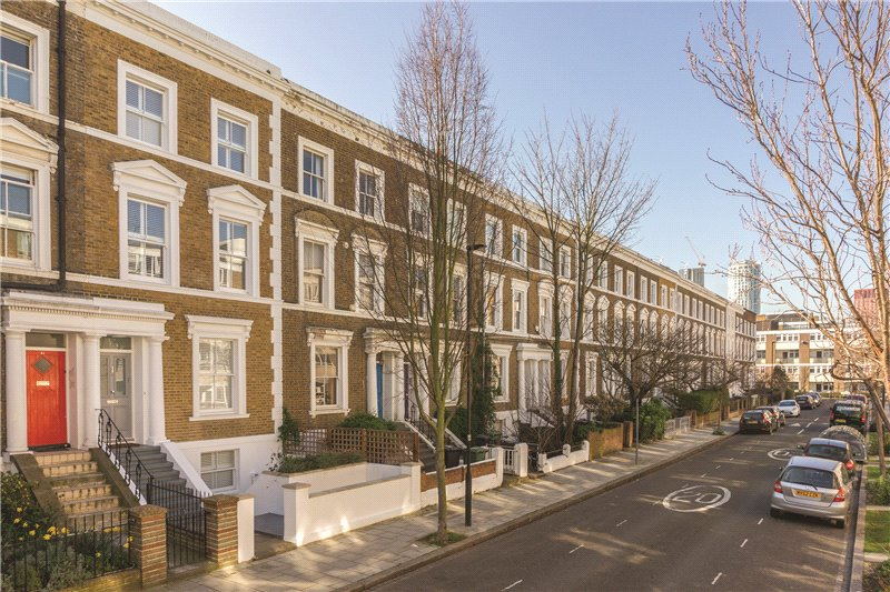 House for sale in Kennington - Richborne Terrace, Vauxhall, SW8