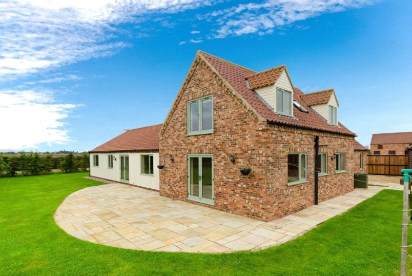 House for sale in Sleaford - North Kyme Fen, North Kyme, Lincoln, LN4