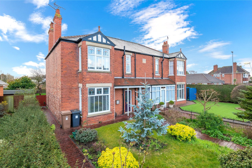 House for sale in Sleaford - Grantham Road, Sleaford, Lincolnshire, NG34
