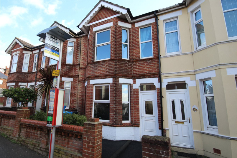 House for sale in Poole - Richmond Road, Lower Parkstone, Poole, BH14