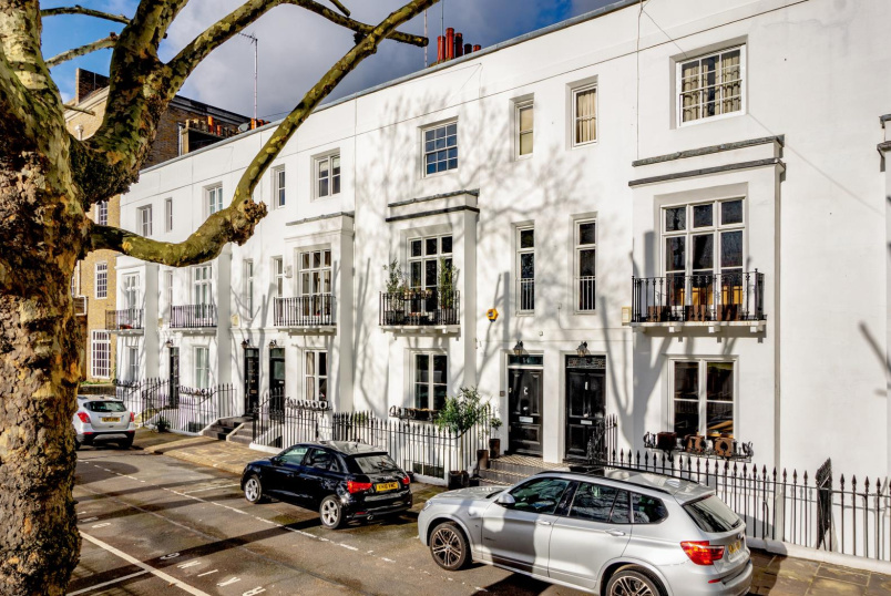 House - terraced for sale in Battersea - BARKHAM TERRACE, SE1