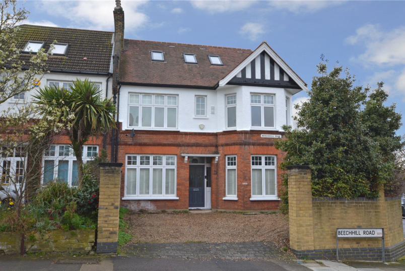 House to rent in Chislehurst - Beechhill Road, London, SE9