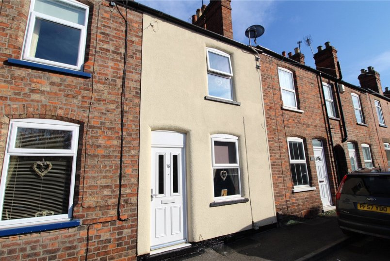 House for sale in Newark - Wright Street, Newark, NG24