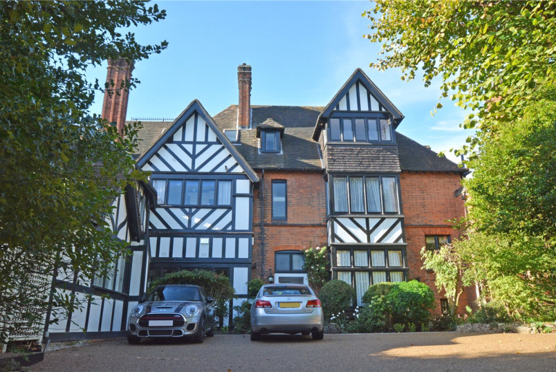 Flat/apartment for sale in Blackheath - The Close, Heath Lane, Blackheath, SE3