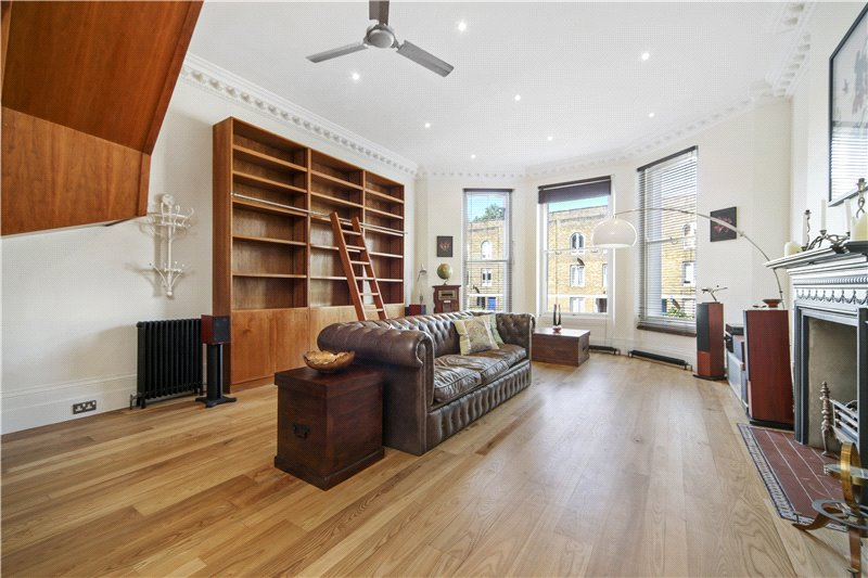 Flat/apartment to rent in Notting Hill - Powis Square, London, W11