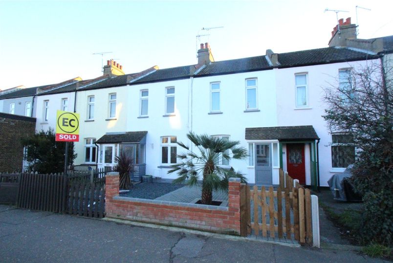 House to rent in Leigh-on-Sea - Leigh Road, Leigh-on-Sea, Essex, SS9