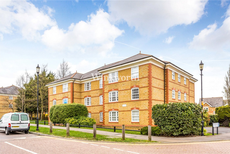 Flat/apartment for sale in Palmers Green - Sylvan House, 3 Hanbury Drive, London, N21