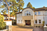 View of Gartconnell Drive, Bearsden, G61