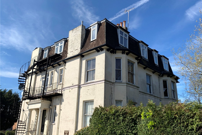 Flat/apartment for sale in Westbourne - Wilton House, 4 Alum Chine Road, Bournemouth, BH4