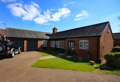 Harborough Close, Oakham, Rutland
