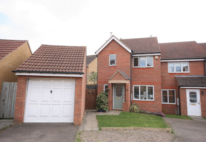 Farmers Close, Wootton, Northampton, NN4