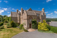 View of Braehead House, St Boswells, Melrose, TD6