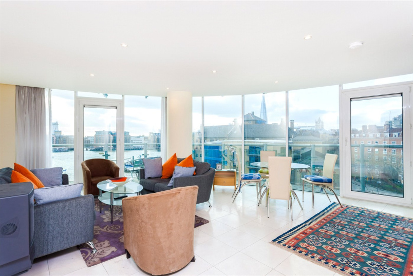 Flat/apartment for sale in Shoreditch - Wapping High Street, London, E1W