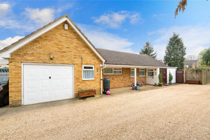 Bungalow for sale in Sleaford - Rauceby Drove, South Rauceby, Sleaford, NG34