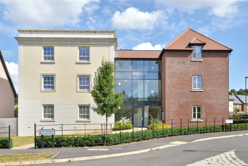 Flat/apartment for sale in  - Pitt Road, Winchester, SO22